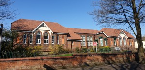 Front of School 29-03-19